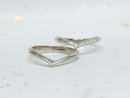 13121502木目金の婚約指輪、結婚指輪_J002.JPG