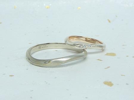 13122202木目金の結婚指輪_Y002.JPG