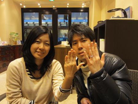 14012301木目金の結婚指輪_K001.JPG