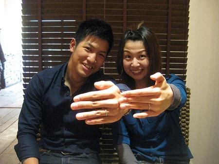 14012501木目金の結婚指輪Y001.JPG