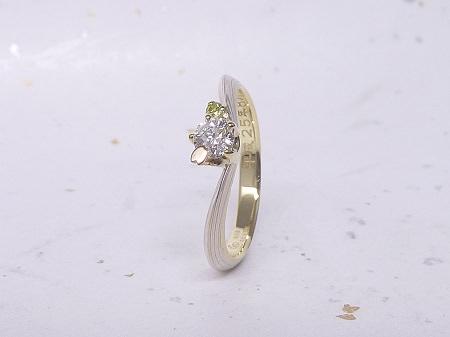 14012502木目金の婚約指輪_Y001.JPG