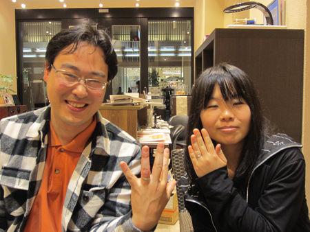 14013001グリ彫りの結婚指輪_K001.JPG