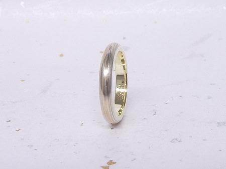 14020501木目金の結婚指輪_Y002①.JPG