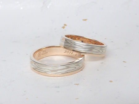 14022801木目金の結婚指輪_O002.JPG
