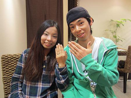 14033001木目金の結婚指輪_A001.JPG