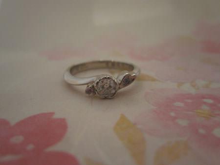 14033003木目金の婚約指輪_C002.JPG