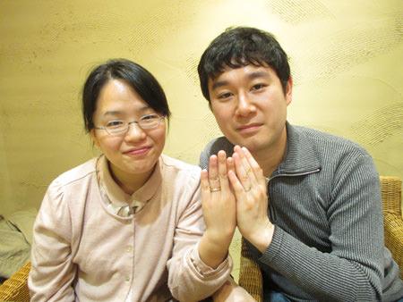 14033003木目金の結婚指輪_O001.JPG