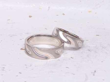 14052401木目金の婚約指輪・結婚指輪002.jpg