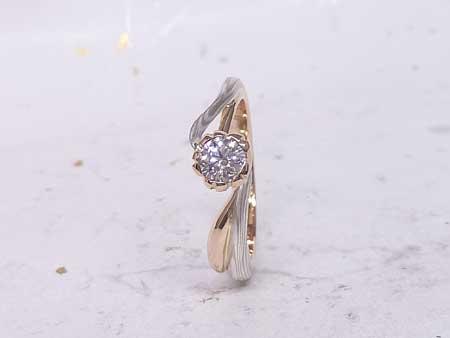 14052402木目金の婚約指輪・結婚指輪002.jpg