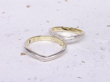 14052501木目金の結婚指輪_J001.JPG