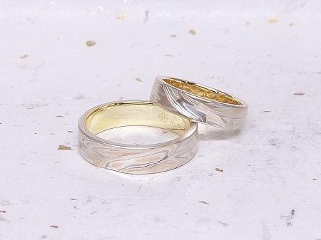 14052501木目金の結婚指輪_M002.JPG