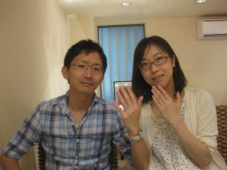 14052502木目金の結婚指輪_G001.JPG