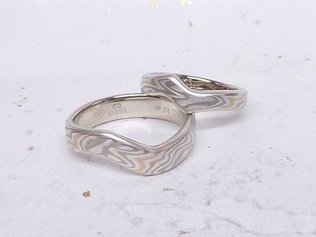 14052502木目金の結婚指輪_G002.JPG