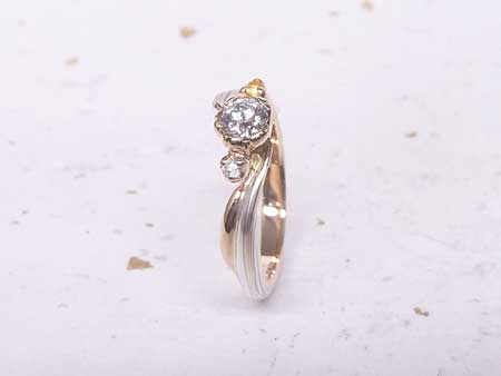 14053001木目金の結婚指輪_O001.jpg