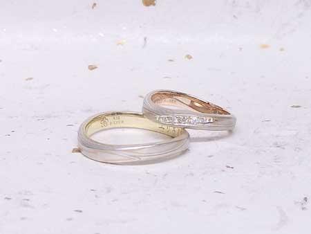 14053101木目金の結婚指輪_O001.JPG