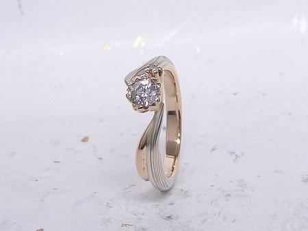 14053199木目金の婚約・結婚指輪_J001.JPG