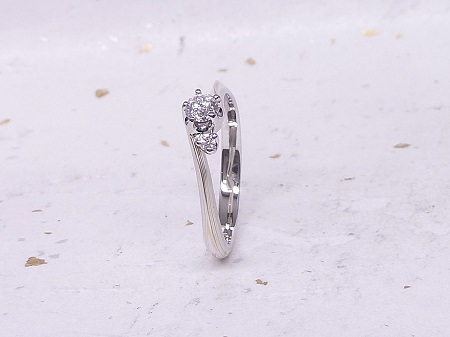 14051036木目金の婚約指輪Y002.JPG