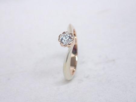 14083104木目金の婚約指輪_G002.JPG