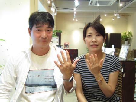 14083104木目金の結婚指輪_001.JPG