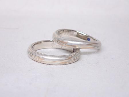 14093001木目金の結婚指輪_A001.JPG