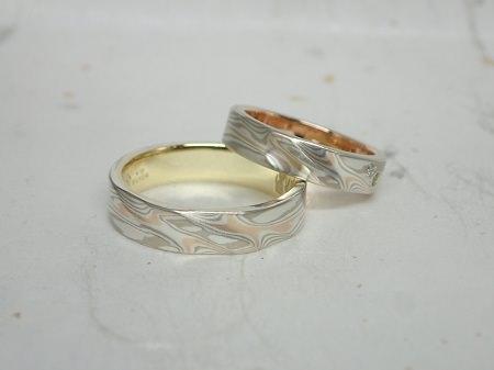 15013101木目金の結婚指輪_S002.JPG
