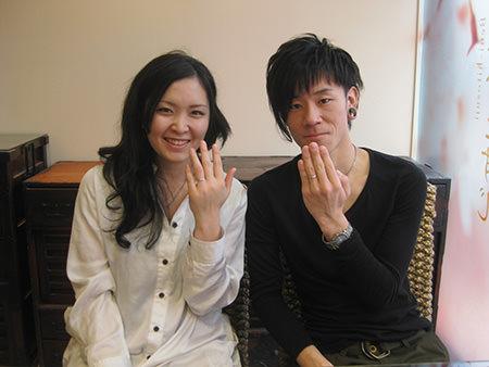 15012502木目金の結婚指輪_N001.JPG