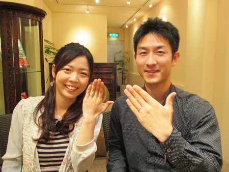15032201木目金の婚約・ご結婚指輪_H001.JPG