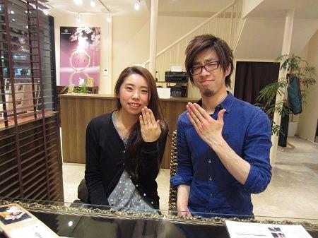 15032201A_001木目金の結婚指輪.JPG