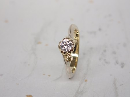 15032801木目金の婚約指輪Y_002.JPG