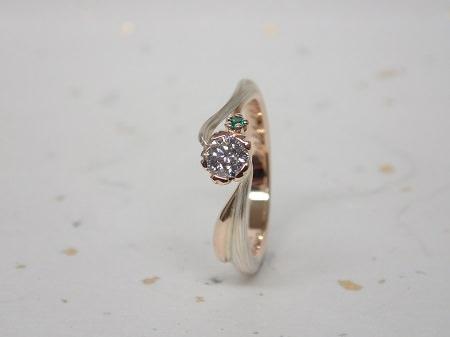 15032802木目金の婚約指輪_L001.JPG
