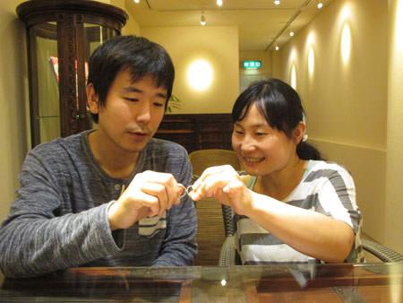 15092201木目金の婚約指輪と結婚指輪H_001.JPG