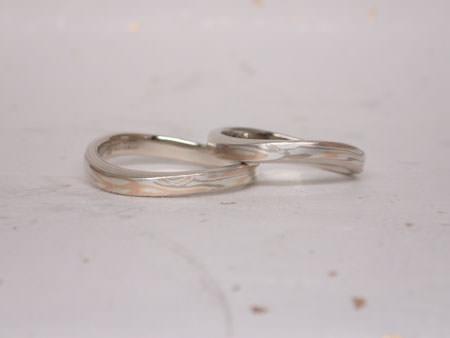 15092201木目金の婚約指輪と結婚指輪H_005.JPG