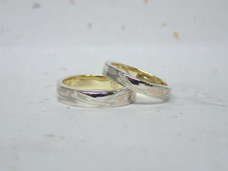 15101901木目金の婚約指輪と結婚指輪H_004.JPG