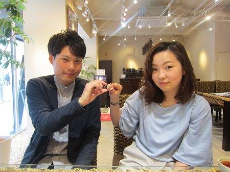 16042101木目金の結婚指輪_B001.JPG