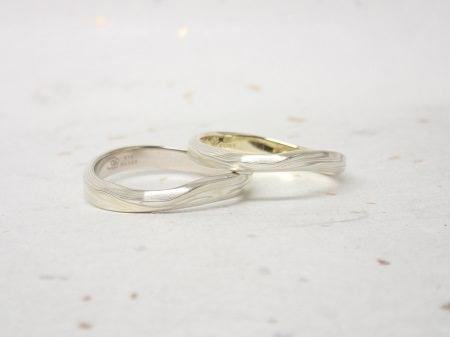 16042101木目金の結婚指輪_B004.JPG