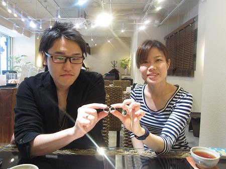 16043001木目金の結婚指輪_B001.JPG
