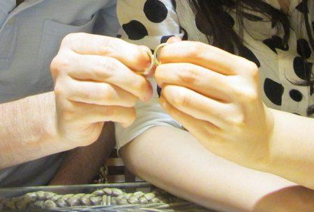 16062403木目金の結婚指輪M_002.JPG