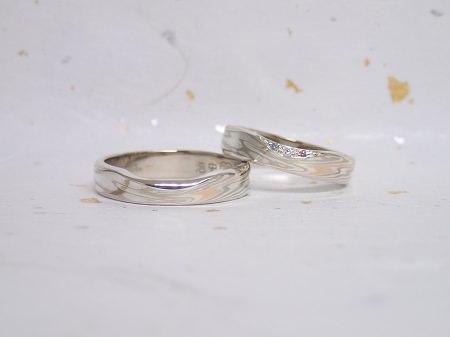16062506木目金の結婚指輪_J002.JPG