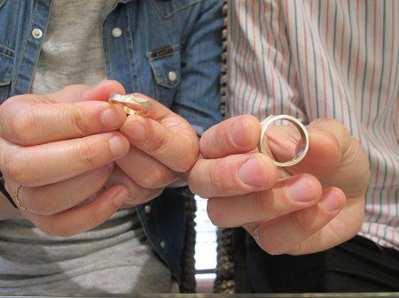 16062601木目金の結婚指輪M_002.JPG
