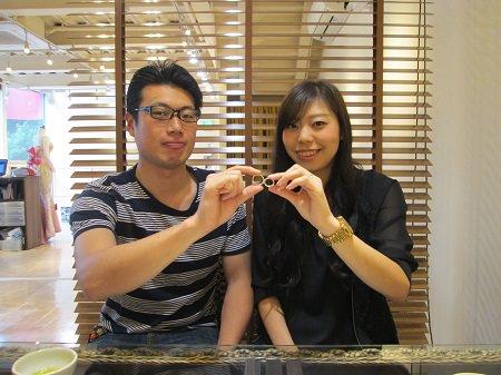 16063001木目金の結婚指輪M001.JPG