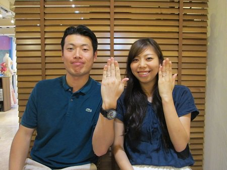 16063001木目金の結婚指輪M003.JPG