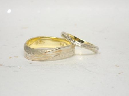 16063001木目金の結婚指輪K (4).JPG