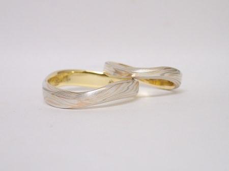 16063001木目金の結婚指輪M004.JPG