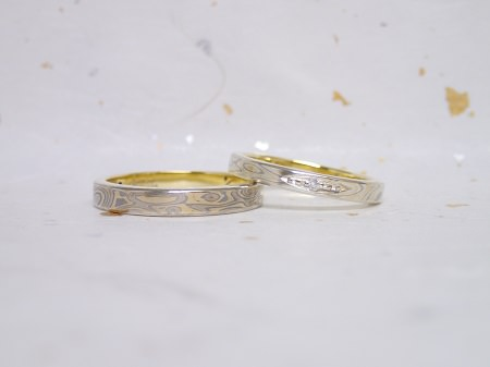 16063001木目金の結婚指輪Y004.JPG