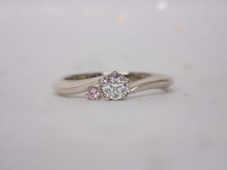 16022900木目金の婚約指輪_004.JPG