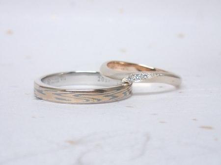 16072403木目金の結婚指輪_S004.JPG