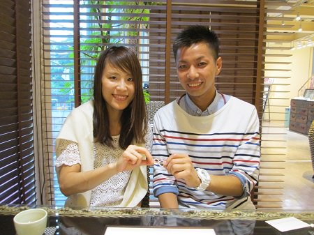 16073101木目金の結婚指輪M_001.JPG