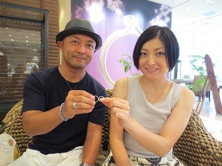 16083101木目金の結婚指輪_G001.JPG