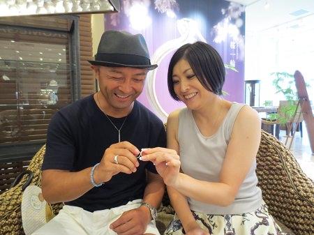 16083101木目金の結婚指輪_G002.JPG