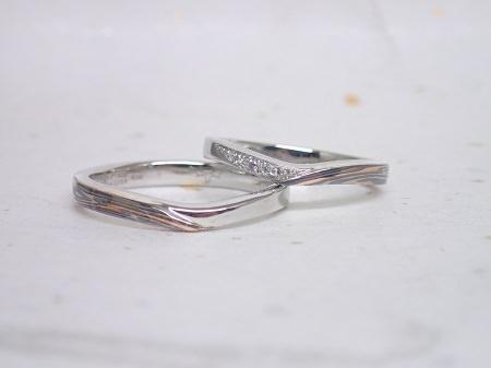 160926 木目金の結婚指輪②.JPG